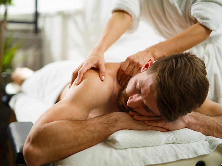 Best Massage For Men in Noida