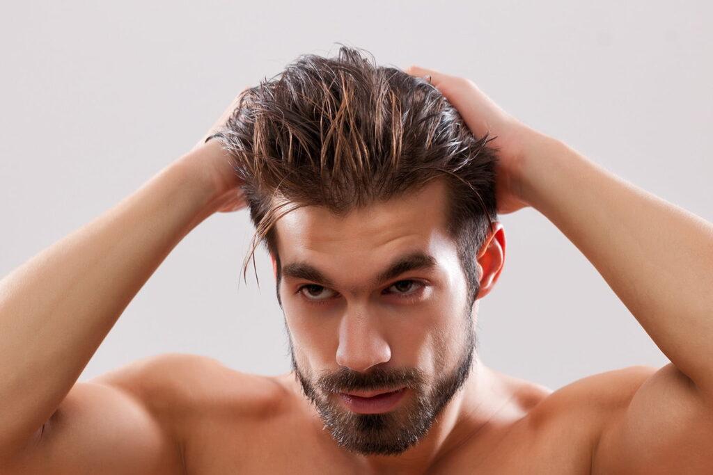 Hot Stone Male Massage